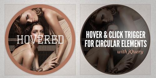 HoverClickTriggerCircles