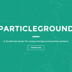 particleground